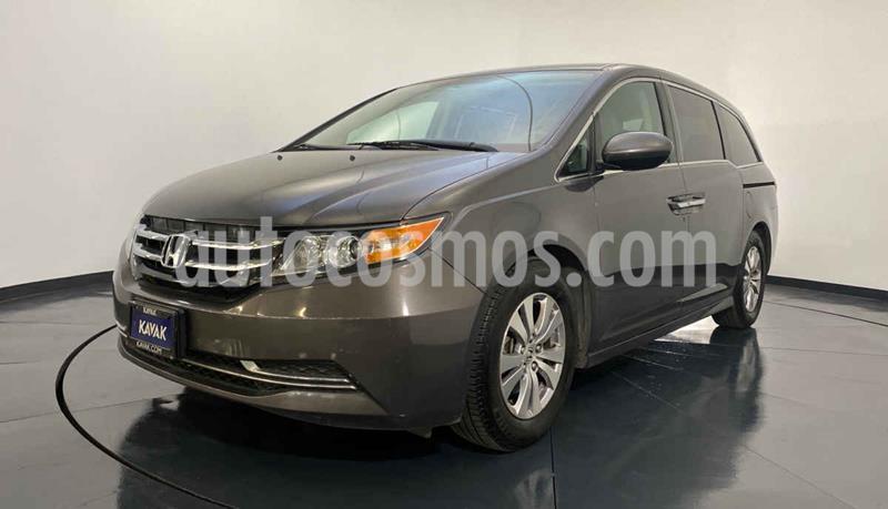 Honda Odyssey EX usado (2014) color Gris precio $259,999