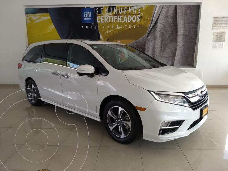 Honda Odyssey Touring usado (2020) color Blanco precio $810,000
