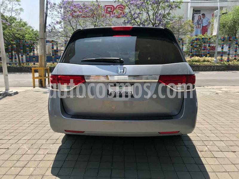 Honda Odyssey EX usado (2016) color Plata precio $359,000