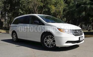 Honda Odyssey LX usado (2013) color Blanco precio $219,000