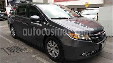 Honda Odyssey 5p EXL V6/3.5 Aut usado (2016) color Gris precio $315,000