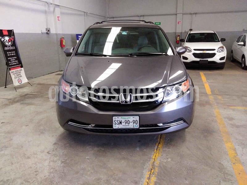 Honda Odyssey EX usado (2015) color Gris precio $254,900