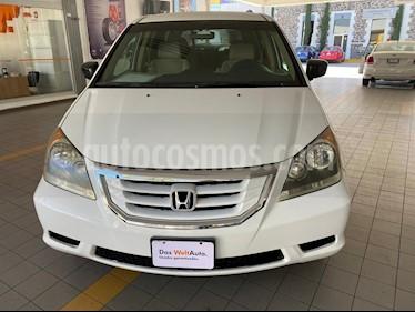 Honda Odyssey EX usado (2010) color Blanco precio $150,000