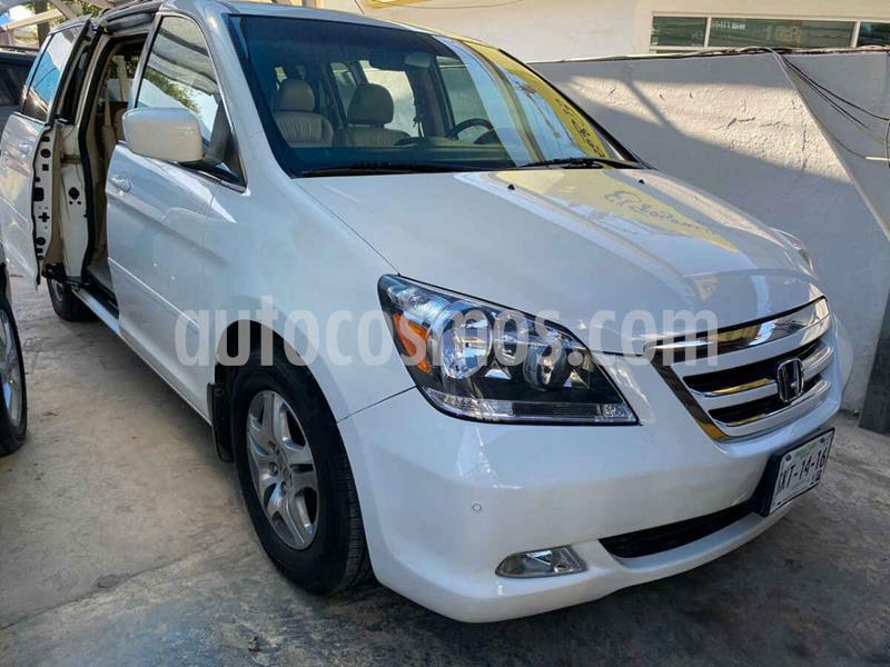Honda Odyssey Touring usado (2007) color Blanco precio $129,900