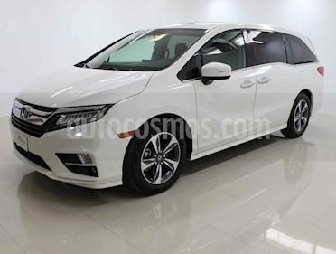 Honda Odyssey 5p Touring V6/3.5 Aut usado (2019) color Blanco precio $779,000