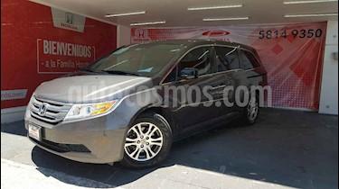Honda Odyssey EXL usado (2013) color Gris precio $238,000