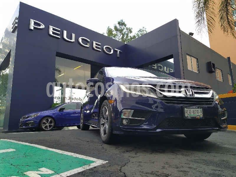 Honda Odyssey Touring usado (2019) color Azul precio $689,900