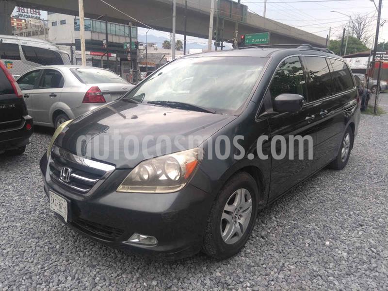 Honda Odyssey Touring usado (2006) color Gris precio $110,000