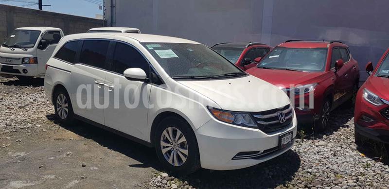 Honda Odyssey LX usado (2016) color Blanco precio $329,900