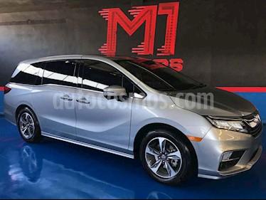 Honda Odyssey Touring usado (2020) color Plata precio $839,500