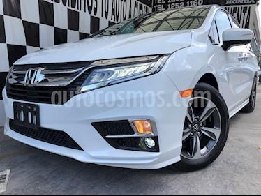 Honda Odyssey Touring usado (2020) color Blanco Diamante precio $839,000