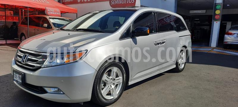 Honda Odyssey Touring usado (2012) color Plata precio $259,000
