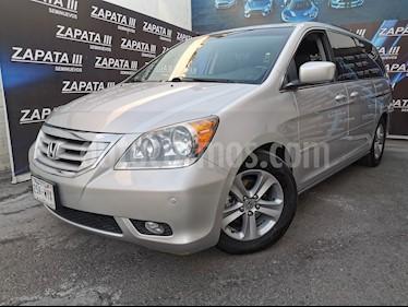 Honda Odyssey Touring usado (2010) color Plata precio $210,000