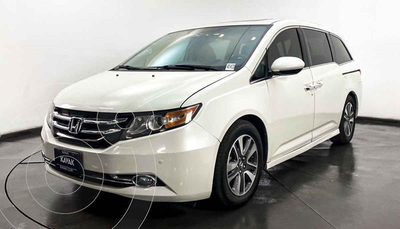 Honda Odyssey Touring usado (2015) color Blanco precio $364,999