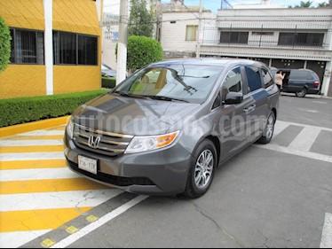 Foto Honda Odyssey EXL usado (2013) color Antracita precio $239,900