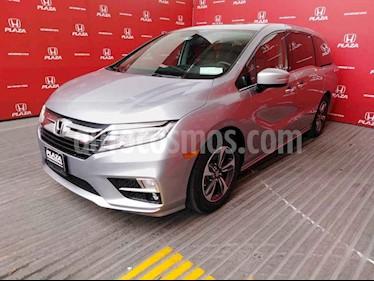 Honda Odyssey 5p Touring V6/3.5 Aut usado (2019) color Plata precio $799,000