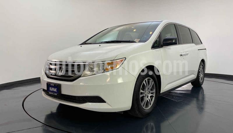 Honda Odyssey LX usado (2012) color Blanco precio $224,999