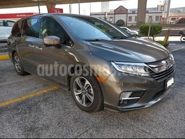 Honda Odyssey 5P TOURING TA A/AC. GPS DVD F. LED RA-18 usado (2019) precio $785,000