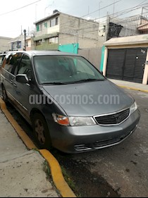 Honda Odyssey EXL usado (2001) color Verde precio $48,000