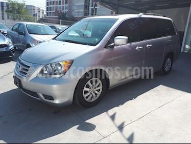 Foto Honda Odyssey EXL usado (2010) color Plata precio $180,000