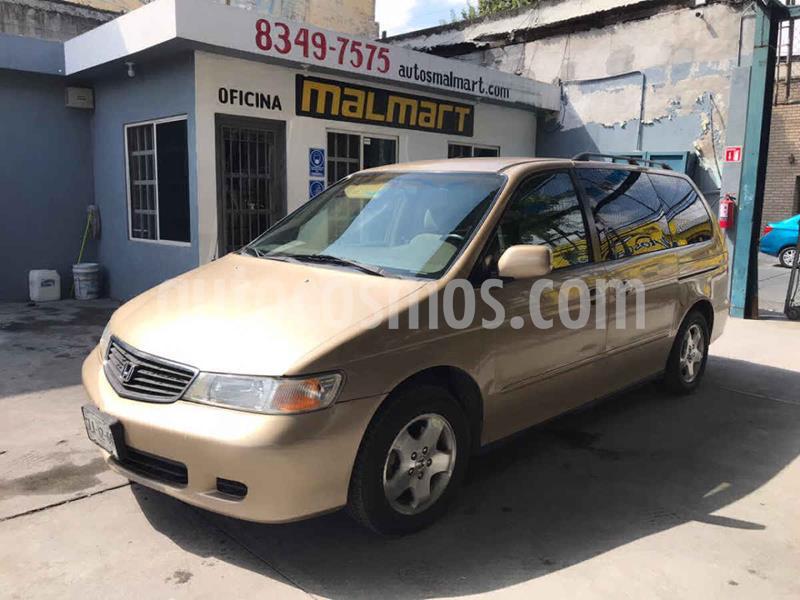 Honda Odyssey EX usado (2000) color Dorado precio $73,000