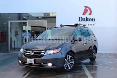 Foto Honda Odyssey Touring usado (2014) color Gris precio $345,000