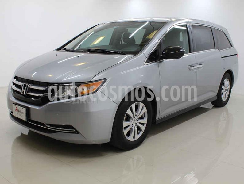 Honda Odyssey LX usado (2016) color Plata precio $329,000