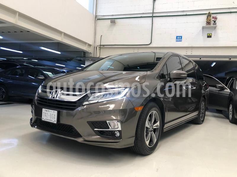 Honda Odyssey Touring usado (2020) color Granito precio $839,100