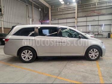 Honda Odyssey LX usado (2015) color Plata precio $270,000