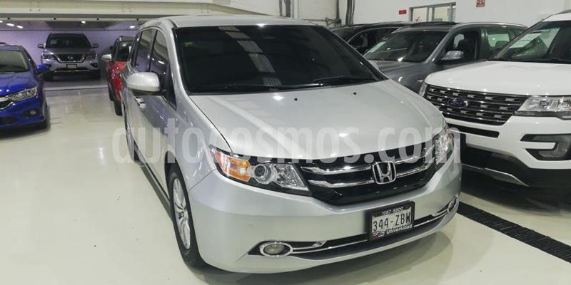 Honda Odyssey EXL usado (2014) color Plata Dorado precio $299,100
