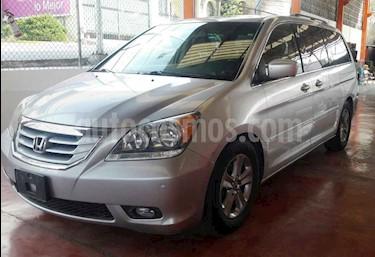 Honda Odyssey Touring usado (2010) color Plata precio $195,000