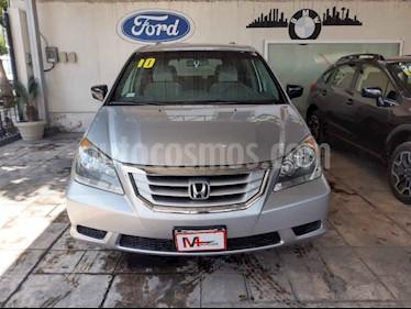 Honda Odyssey LX usado (2010) color Plata precio $149,000