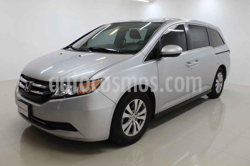 Honda Odyssey EX usado (2015) color Plata precio $285,000