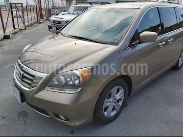 Honda Odyssey Touring usado (2010) color Bronce precio $160,000