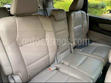 Honda Odyssey 5P TOURING MINIVAN AUT CD Q/C DVD usado (2012) color Gris Oscuro precio $249,000