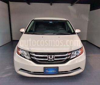 Honda Odyssey EX usado (2016) color Blanco precio $354,000