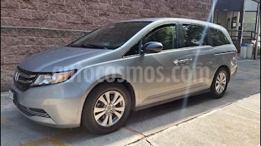 Honda Odyssey LX usado (2016) color Plata precio $345,000