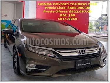 Honda Odyssey 5p Touring usado (2020) color Blanco precio $822,957