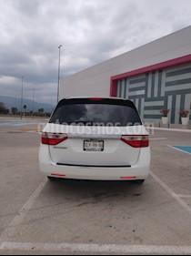 Honda Odyssey EXL usado (2012) color Blanco precio $200,000