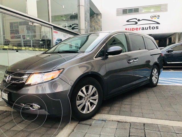 Honda Odyssey EXL usado (2014) color Gris Oscuro precio $294,100