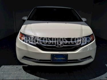 Honda Odyssey EX usado (2016) color Blanco Diamante precio $354,000