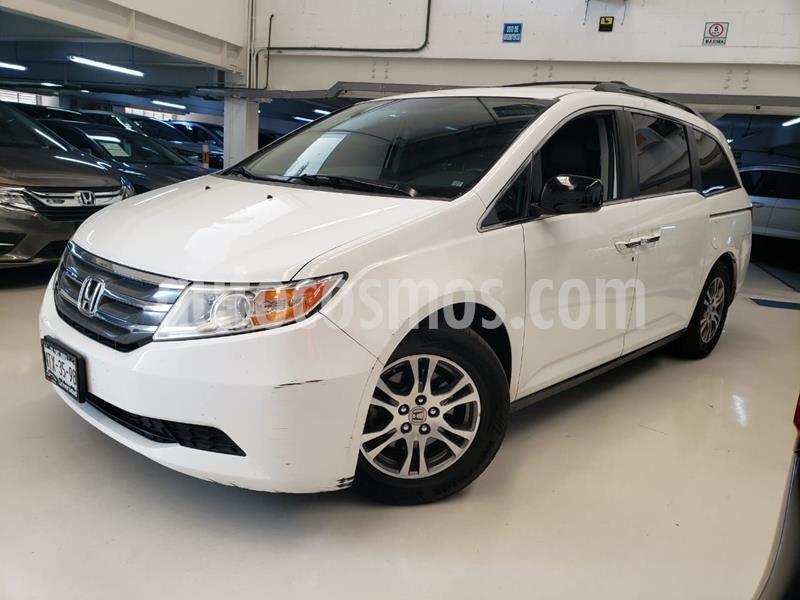 Honda Odyssey EXL usado (2013) color Blanco precio $264,100