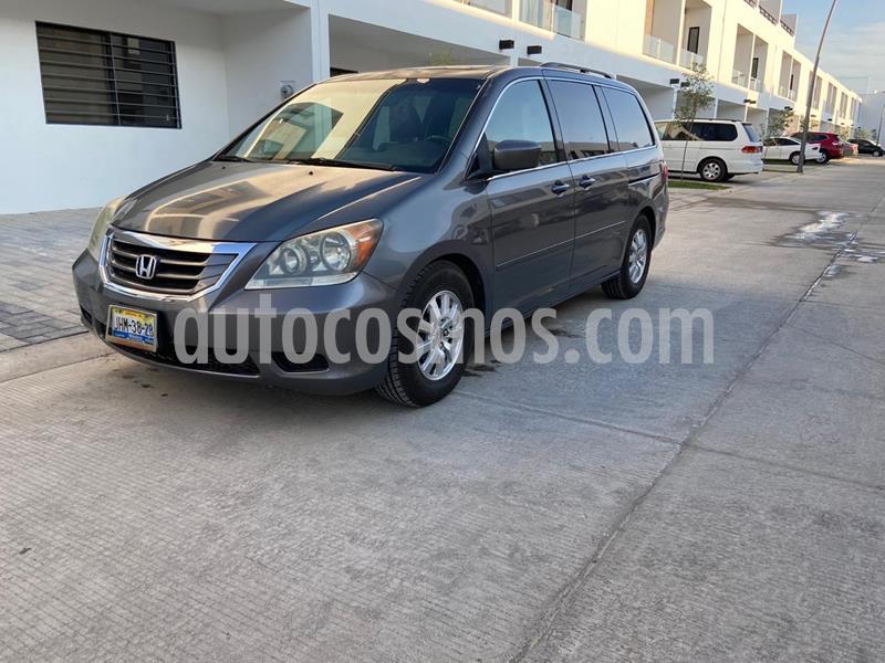 Honda Odyssey EXL usado (2010) color Gris precio $150,000