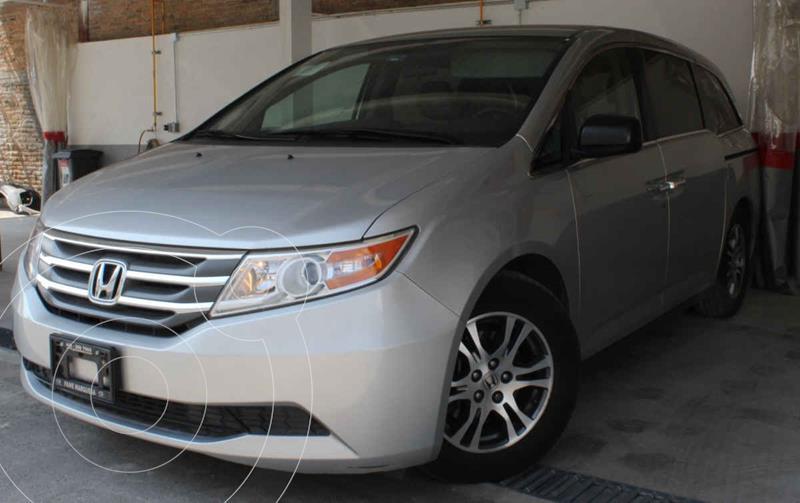 Foto Honda Odyssey LX usado (2012) color Plata precio $240,000