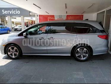 Honda Odyssey 5p Touring V6/3.5 Aut usado (2019) color Plata precio $761,112