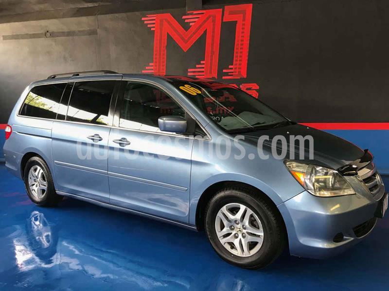 Honda Odyssey LX usado (2006) color Azul precio $125,500