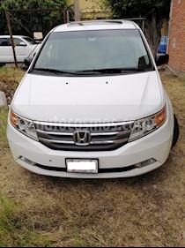 Honda Odyssey Touring usado (2012) color Blanco precio $240,000