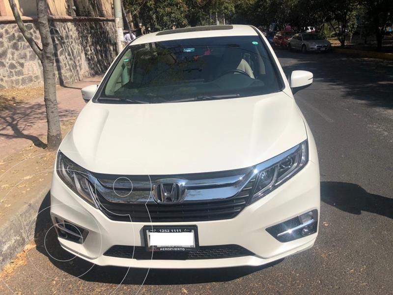 Honda Odyssey Prime usado (2019) color Blanco precio $599,000