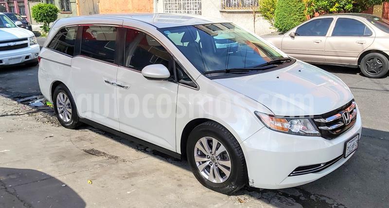 Honda Odyssey LX usado (2015) color Blanco precio $270,000