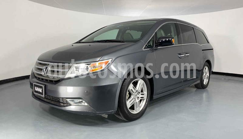 Honda Odyssey Touring usado (2013) color Blanco precio $262,999
